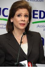 Viyella de Paliza advierte necesidad de seguimiento a Mesa Consultiva