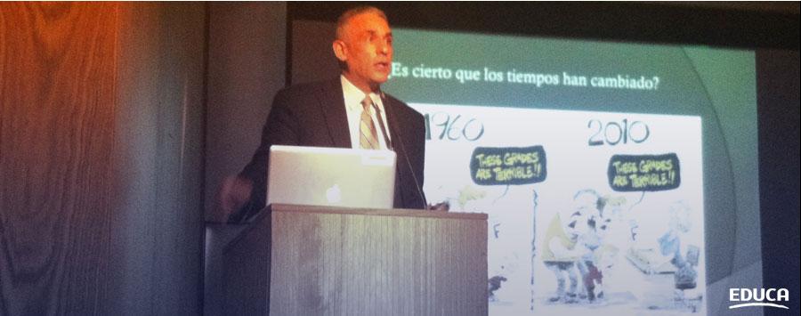 EDUCA presentó su primera Jornada Pedagógica en UNIBE
