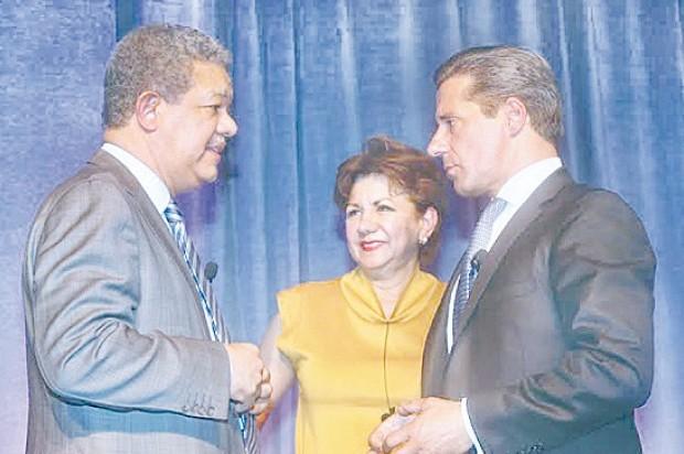 Leonel gestiona en Miami acuerdo para educación