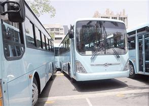 Educación adquiere flotilla de autobuses