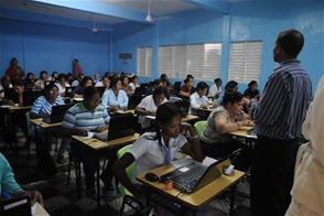Educación inicia concurso para escoger a unos 6 mil maestros para año escolar 2014-15