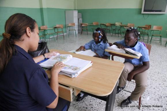 Profesores y estudiantes de la Tanda Extendida tendrán todo su tiempo ocupado
