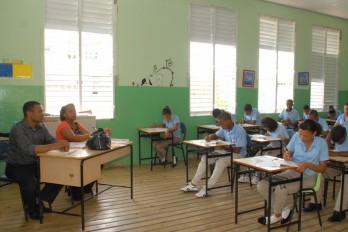 Más del 80% de los estudiantes superó las Pruebas Nacionales