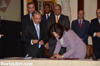 El 2014, año de la firma del Pacto por la Educación