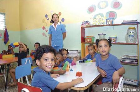 Estancias infantiles contribuirán con el desarrollo socioeconómico de los niños
