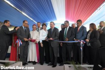 Danilo Medina entrega la primera estancia infantil