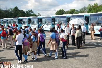 Educación inicia el corredor para estudiantes