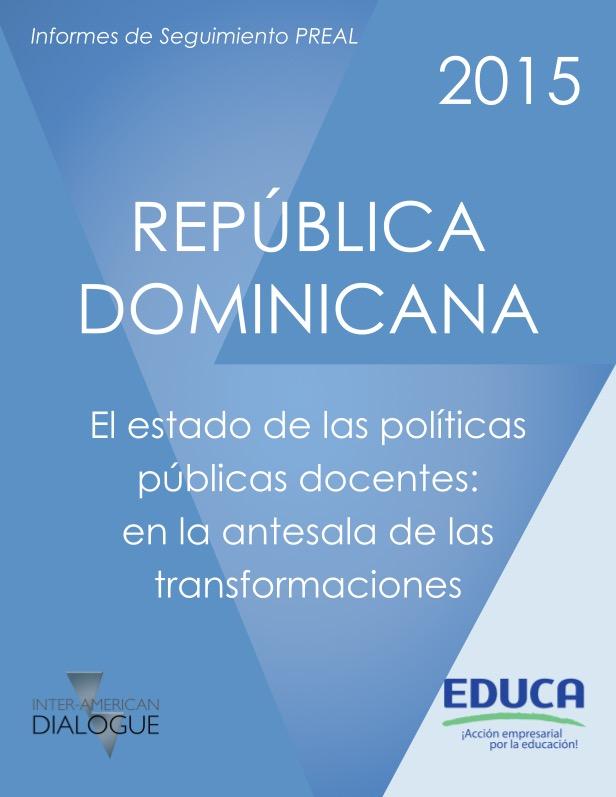 EDUCA lanza estudio política docente