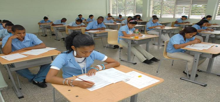 Educación inicia pruebas finales del segundo período del año escolar