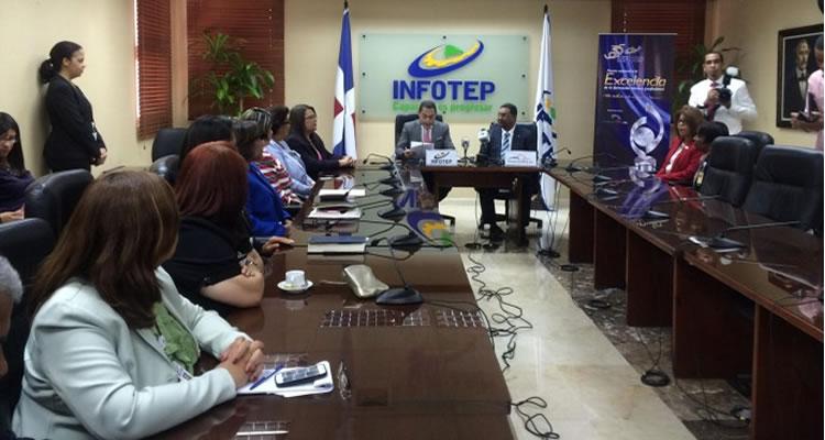 Infotep entregará el Premio Nacional a la Excelencia
