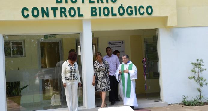 UASD inaugura bioterio en instalaciones Engombe