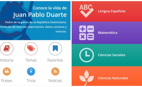 Las aplicaciones móviles con las que el Gobierno persigue ayudar a estudiar