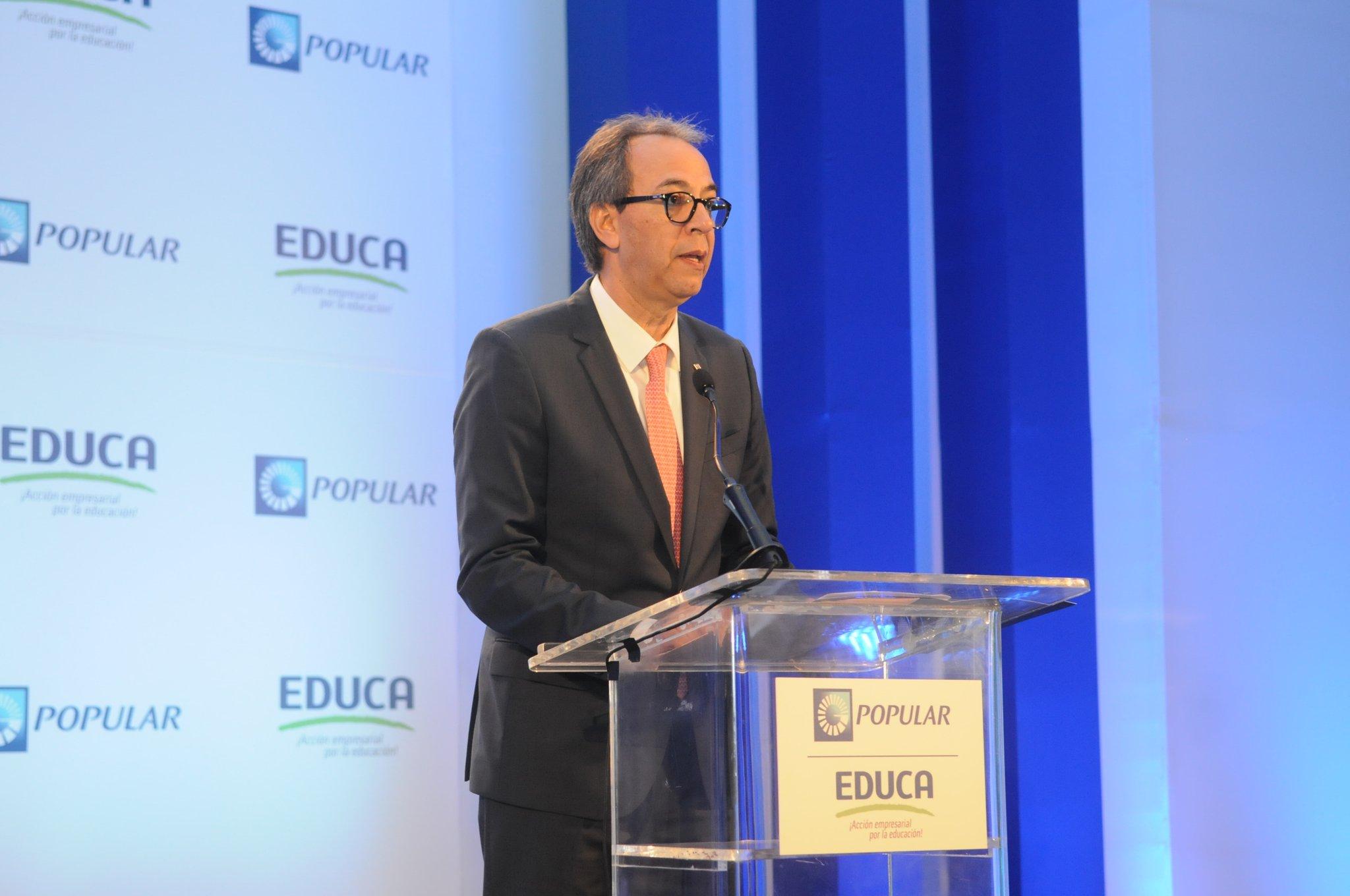 EDUCA y Banco Popular anuncian vigésimo primera edición del Congreso Internacional de Educación Aprendo 2017